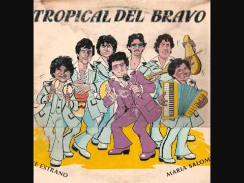 TROPICAL DEL BRAVO MARIA SALOME 1980