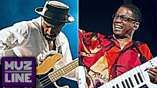 Marcus Miller Herbie Hancock 39 S Headhunters 39 05 Tokyo Jazz 2005