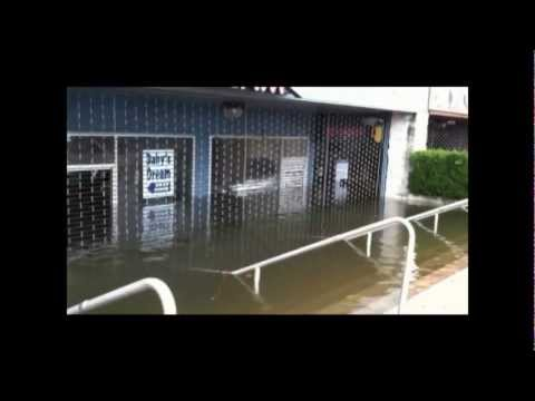 Hurricane Sandy Sheepshead Bay Brooklyn New York