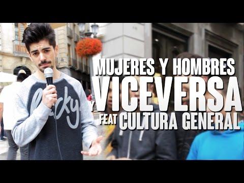 MUJERES Y HOMBRES Y VICEVERSA   Cultura General
