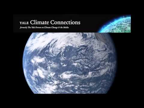Yale Climate Connections first Broadcast