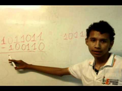 Resta de binarios 2