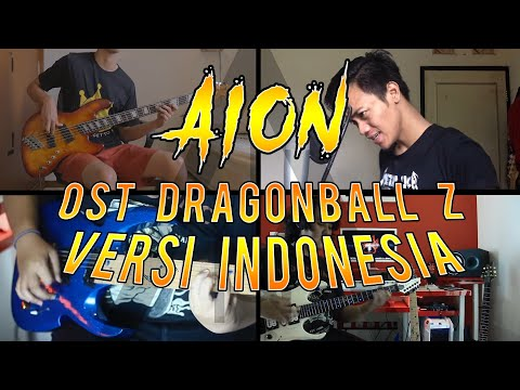 OST Dragonball Versi Indonesia [Rock/Metal Cover]