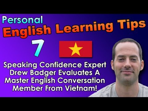 English Speaking & Fluency Tips 7 – English Pronunciation Tips for Vietnamese Speakers