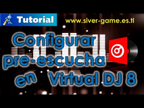 Como instalar pre-escucha (audífonos) en Virtual DJ 8