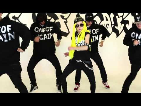 Brown Eyed Girls   One Of Gain  Gd   One Of A Kind [parody] Subespaol video