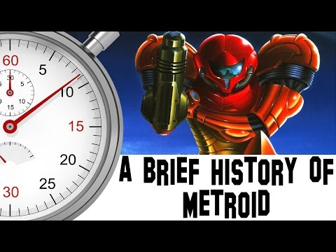 A Brief History Of Metroid (Feat. MatPat)