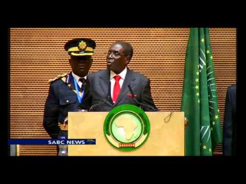 President Mugabe calls for reform in the UN Security Council