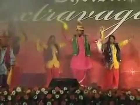 Punjabi Dance-for Jc Christmas 2011 video
