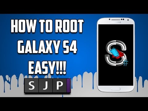 How To Root Samsung Galaxy S4 Android EASY!!!