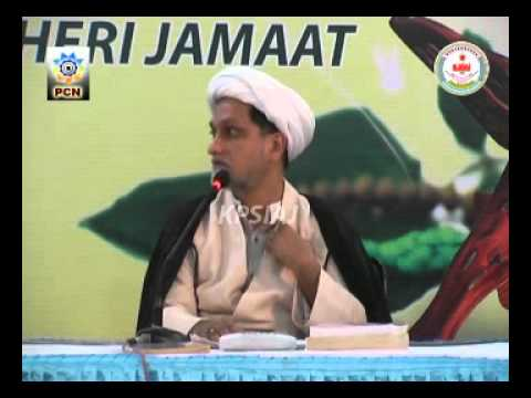 Bhojani Hall Talkshow - - Ramzan 2012 ( 13 Ramzan 1433 / 2 August 2012)