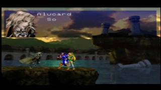 Castlevania Symphony of the Night [PSX & PSP] Dialogue Changes [Intro & Best Ending]