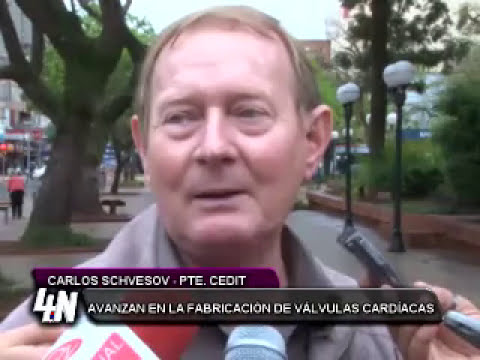 CARLOS SCHVESOV   VALVULAS CARDIACAS