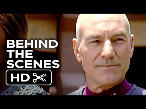 Star Trek: Insurrection Behind the Scenes - Synopsis (1998) - Patrick Stewart, LeVar Burton Movie HD
