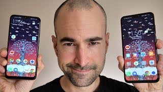 Huawei P Smart 2019 vs Honor 8X | Side-by-side