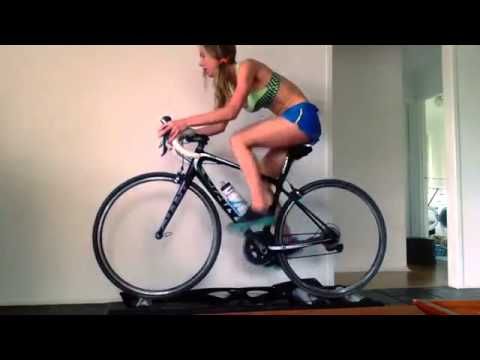 Cycling Tips - How To Use The Rollers