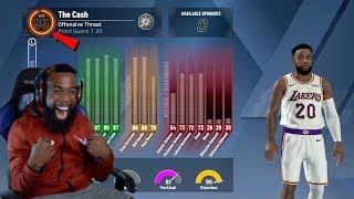 I DELETED MY LAST BUILD FOR THIS OVERPOWERED MAXED BADGE BUILD! NBA 2K20 MyCareer Ep 14