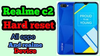 Realme c2 hard reset•|Technology Shadab|•