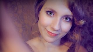 ASMR ❤ I will touch you face and not only..WARM & INTIMATE Ear to Ear Whisper | FACE MASK | accent