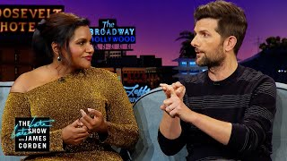 Adam Scott & James Assure Mindy Kaling Life After 40 is Chill