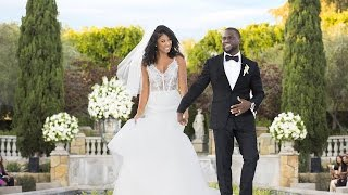 Kevin Hart and Eniko Parrish: Celebrity Weddings with Suzanne Delawar