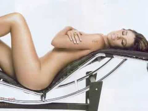 Luz Elena Gonzalez en la revista H de Agosto 2008