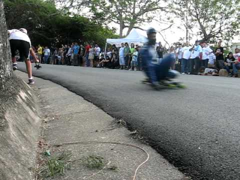 longboard race video in Puerto rico,  Guajataka 2010