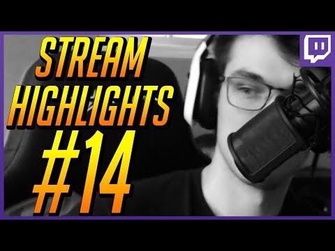 Stream Highlights #14 | Overwatch, PUBG, Sonic, Danganronpa, CSGO