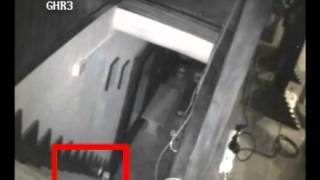 Ghost Hunters Roma, interferenza torcia