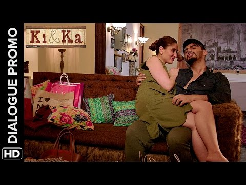 Housewives Don't Come For Free, Says Arjun | Ki & Ka | Dialogue Promo