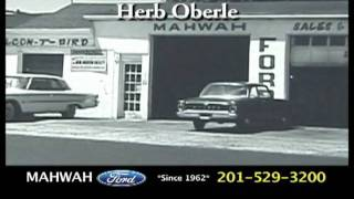 Mahwah Ford Since 1962 /  Produced by SR Video 845-429-1116