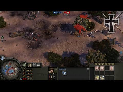 Company of Heroes - Batalla de Normandía - Misión 13: