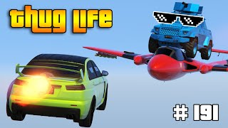 GTA 5 THUG LIFE AND FUNNY MOMENTS (Wins, Stunts and Fails #191)