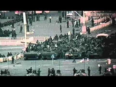 Tankman Tiananmen Massacre (Rare Documentary) Part 1