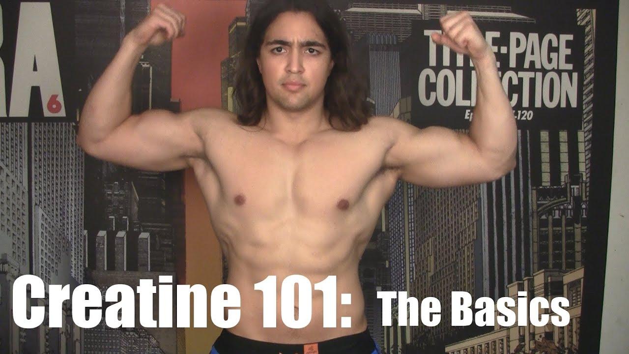 CREATINE 101: THE BASICS (Loading, Timing, Amount, Type