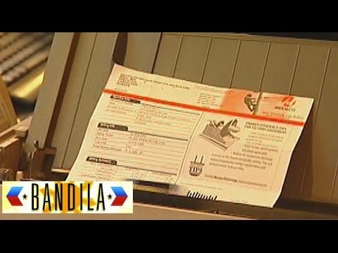 Meralco accused of power rate manipulation