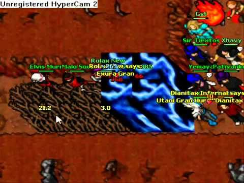 Elf Bot Ng 8.62 tibia CRACK