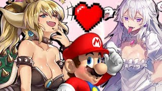 How Bowsette has HILARIOUSLY taken over the Internet (and now King Boo Hime too)