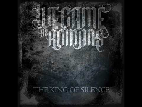 We Came As Romans - The King Of Silence (NEW SINGLE 2013)
