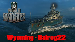 World of Warships - Wyoming - Compact