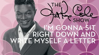 Клип Nat King Cole - I'm Gonna Sit Right Down & Write Myself A Letter
