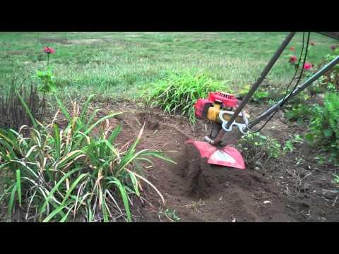 Mantis vs Ryobi Cultivator/Tiller
