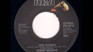 Watch Kenny Rogers This Woman video