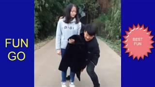 Funny Video[Friends doing some stupid think]