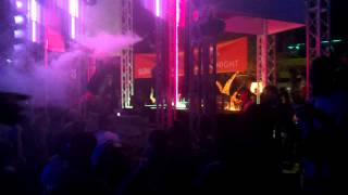 SUNANDBASS 2013 : Makoto feat MC Conrad - Golden Girl : PURE LOVE