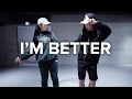 I'm Better - Missy Elliott (ft. Lamb) / Koosung Jung Choreography