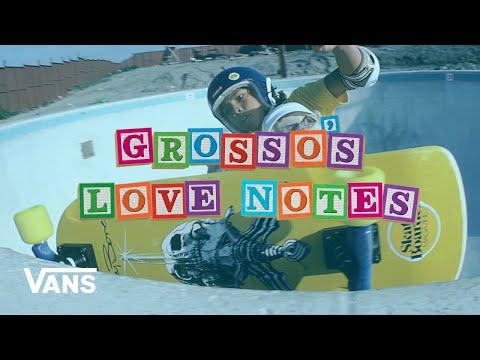 Loveletters Season 10: Ray Bones Love Note | Jeff Grosso's Loveletters to Skateboarding