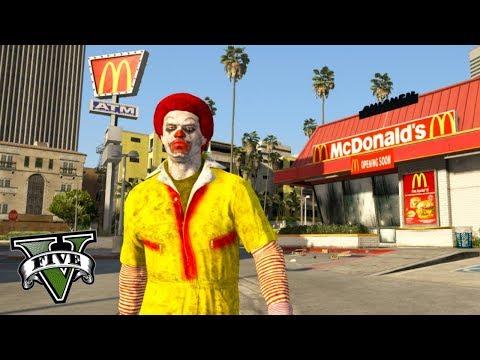 McDonald's en GTA 5!!  - GTA V Mods