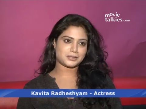 Kavita Radheshyam Talks About Her Films And 'hot' Image video