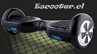 escooter Chile patineta electrica hoverboard